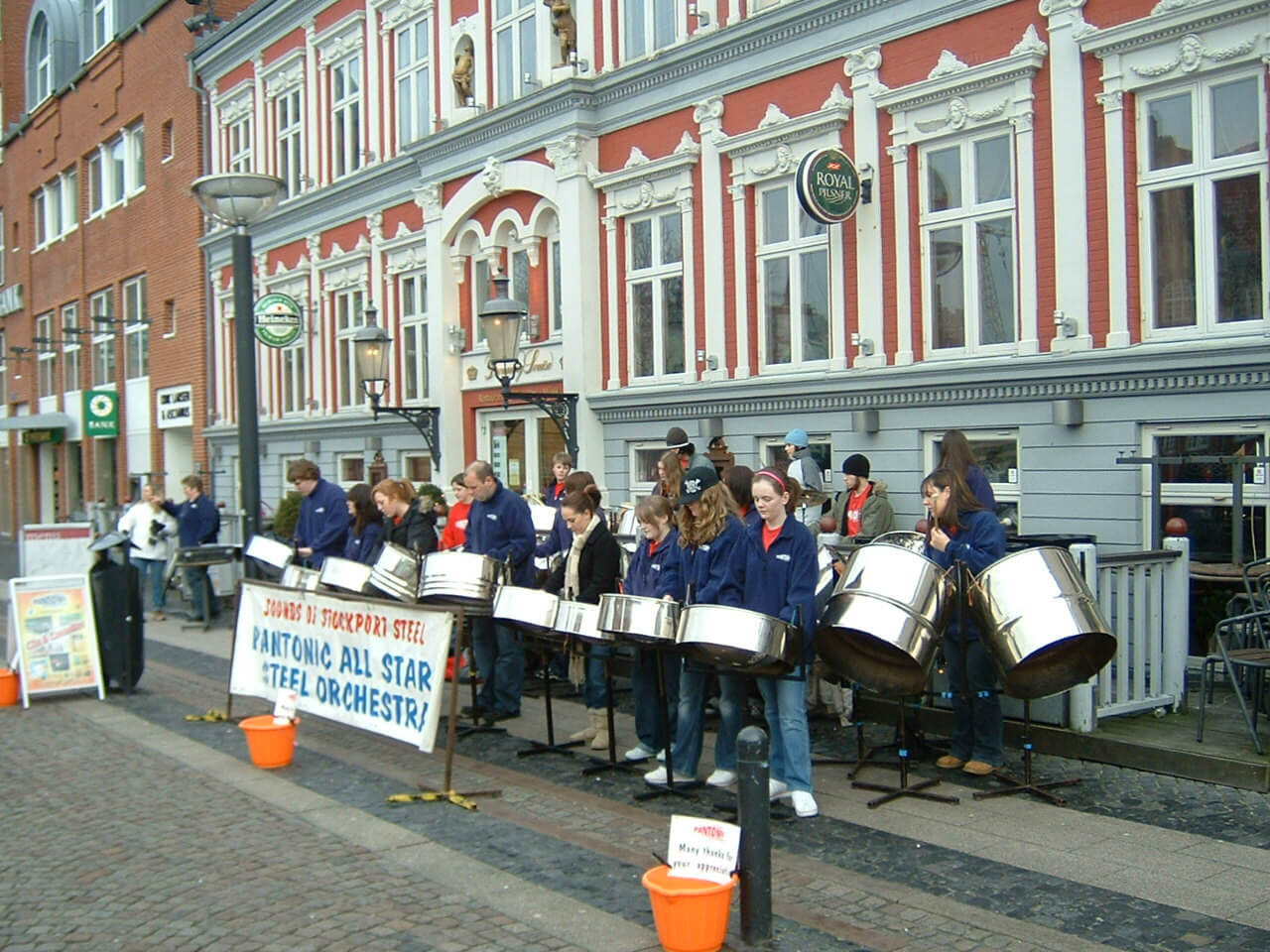 Esbjerg – 2007